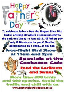 Father's Day Special Advert